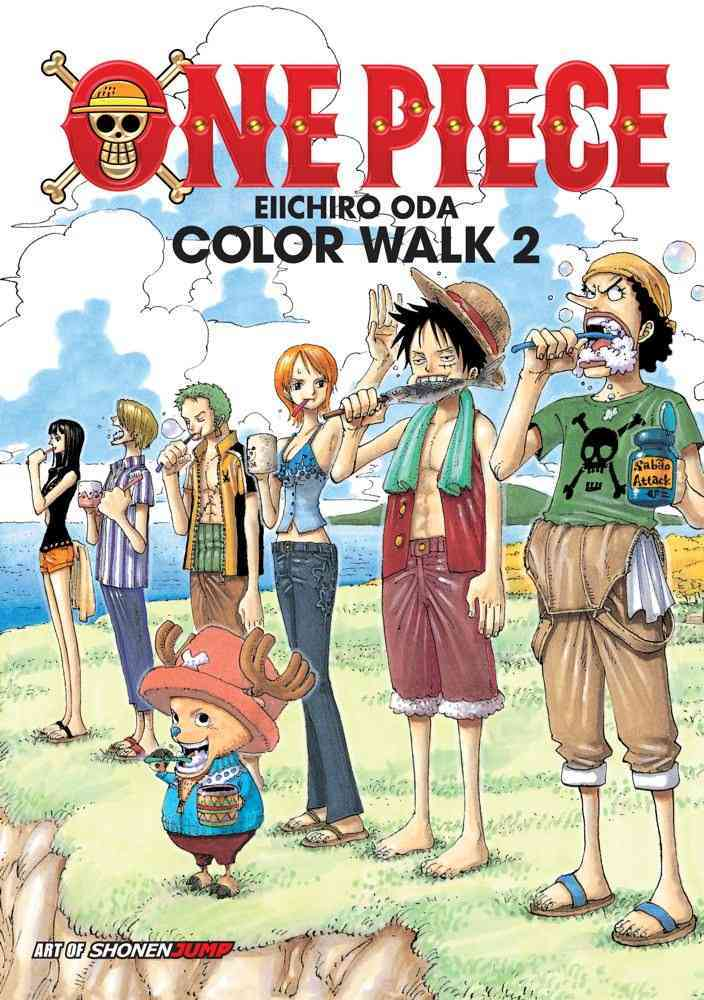 One Piece Color Walk 2 (Paperback) - Thumbnail 0