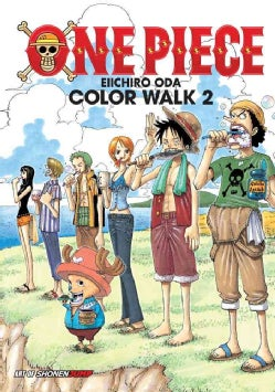 One Piece Color Walk 2 (Paperback)