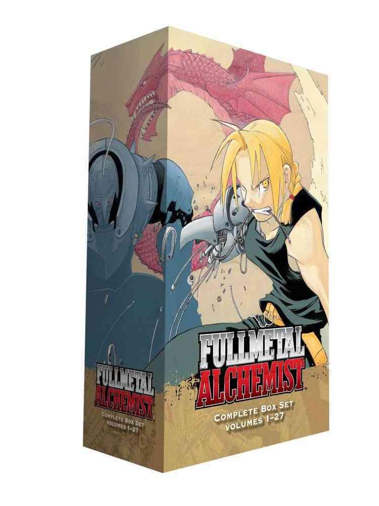 Fullmetal Alchemist Complete Box Set 1-27 (Paperback)