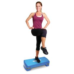 Tone Fitness Two-height Adjustable Aerobic Stepper - Thumbnail 2