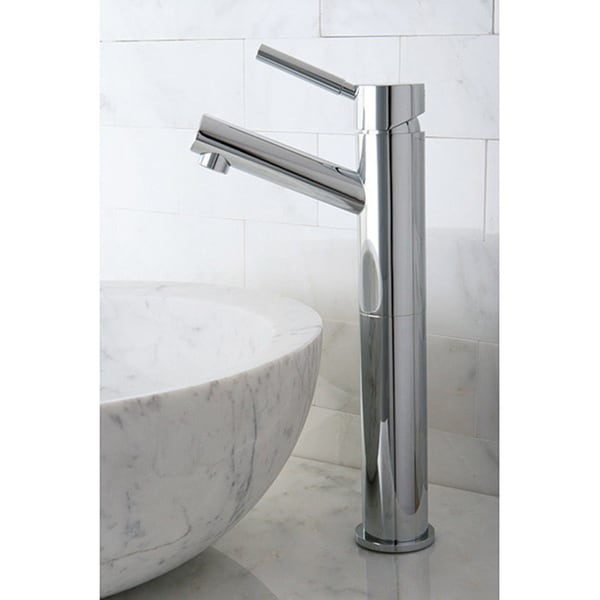 Vessel Chrome Bathroom Faucet