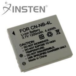 INSTEN Li-ion Battery for Canon NB-4L