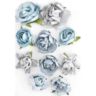 Iceberg Paper Blooms