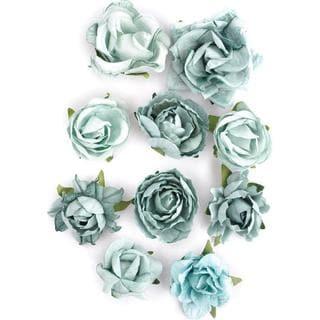 Sage Paper Blooms