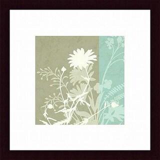 Paula Scaletta 'Spring Dream I' Wood-framed Art Print