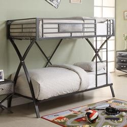 Carter Metal Twin-size Bunk Bed