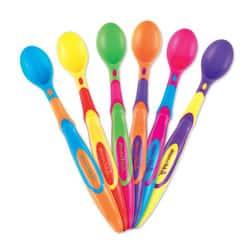 Munchkin Infant Spoons (Pack of 6)|https://ak1.ostkcdn.com/images/products/5947564/Munchkin-Infant-Spoons-Pack-of-6-P13645899.jpg?impolicy=medium