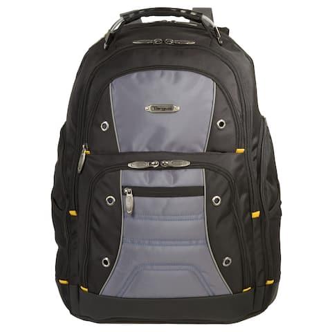 "Targus Drifter TSB238US Carrying Case (Backpack) for 16"" Notebook - Black, Gray"