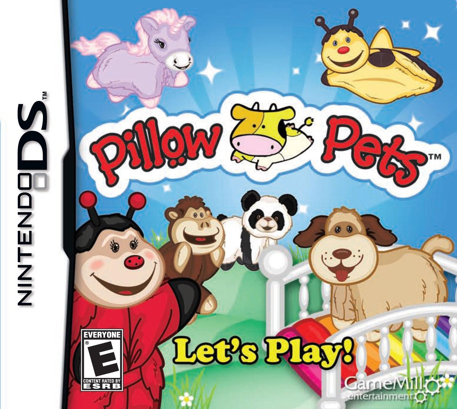 Nintendo DS - My Pillow Petz