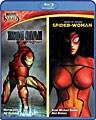 Marvel Knights: Iron Man & Spider Woman (Blu-ray Disc)