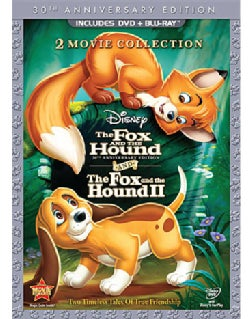 The Fox And The Hound (30th Anniversary Edition) (Blu-ray/DVD)