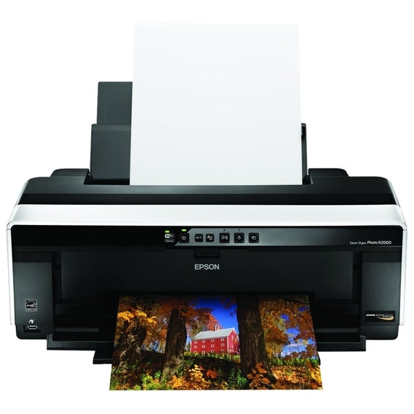 Epson Stylus Photo R2000 Inkjet Printer - Color - 5760 x 1440 dpi Pri