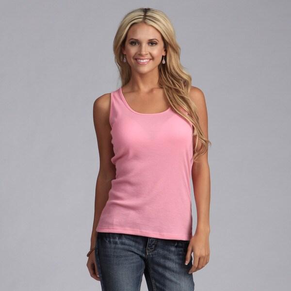 Yogacara Women's Candy Ribbed Tank Top