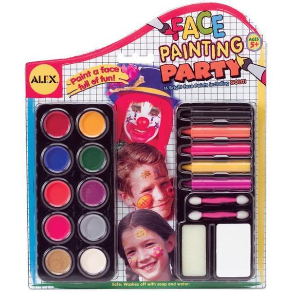 Alex Toys Face Painting Party Kit