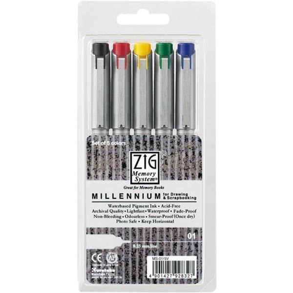 Zig Memory System Millennium Pens