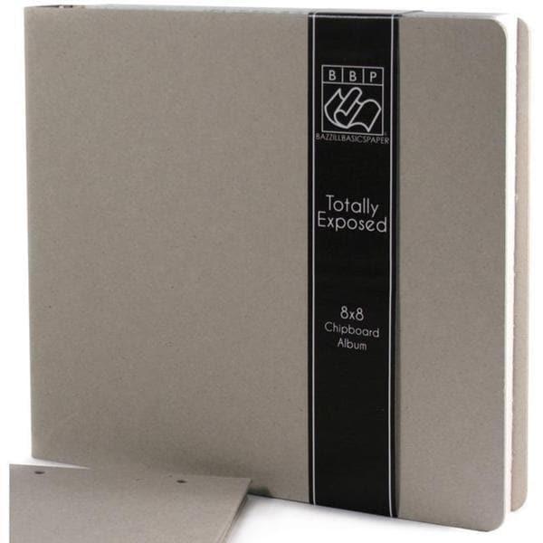 Shop Bazzill Basics Totally Exposed Binder Scrapbook Album