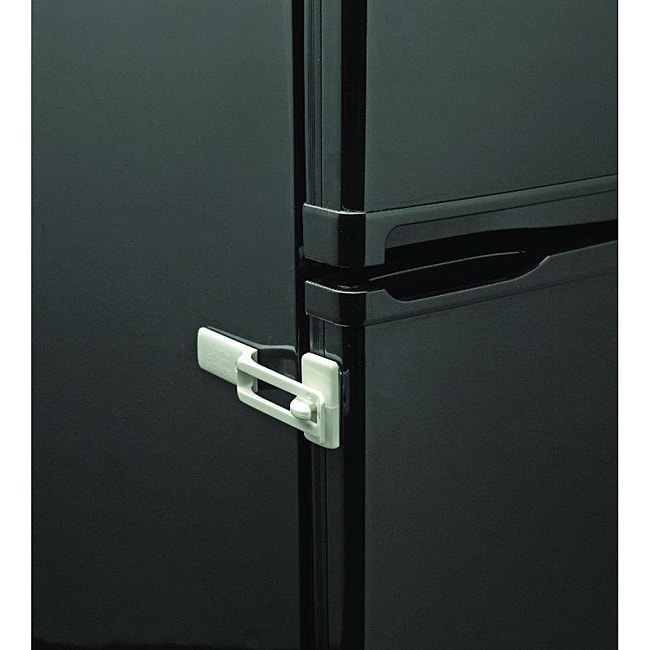 Fridge Guard White Refrigerator Lock - Free Shipping On Orders Over $45 - Overstock.com - 13647943