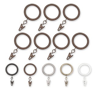 Pinnacle Barricade Window Hardware Rings (Set of 14) - 1