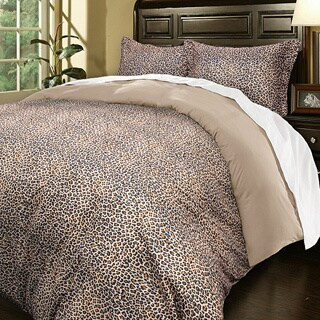 Super Soft Microfiber 3-piece Duvet Cover Set (2 options available)