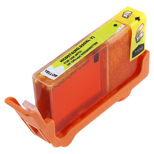 HP 920XL Compatible Yellow Ink Cartridge