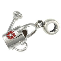 Sterling Essentials Sterling Silver Watering Can Charm - Thumbnail 1