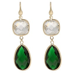 Rivka Friedman Gold Plated Crystal Dangle Earrings|https://ak1.ostkcdn.com/images/products/5953398/Rivka-Friedman-18k-Goldplated-Crystal-Dangle-Earrings-P13650632.jpg?_ostk_perf_=percv&impolicy=medium