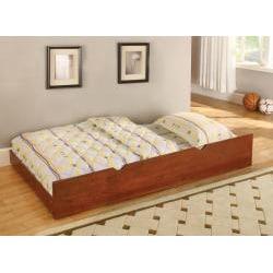 Furniture of America Gavin Full-size Platform Bed Set - Thumbnail 2