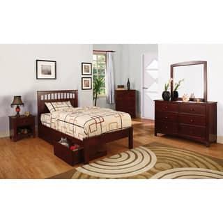 Furniture of America Gavin Full-size Platform Bed Set|https://ak1.ostkcdn.com/images/products/5953401/P13650650.jpg?impolicy=medium