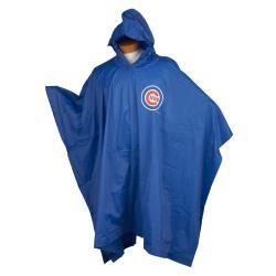 Chicago Cubs 14mm PVC Rain Poncho - Thumbnail 1
