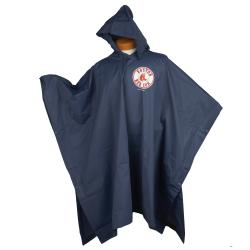 Boston Red Sox 14mm PVC Rain Poncho - Thumbnail 1