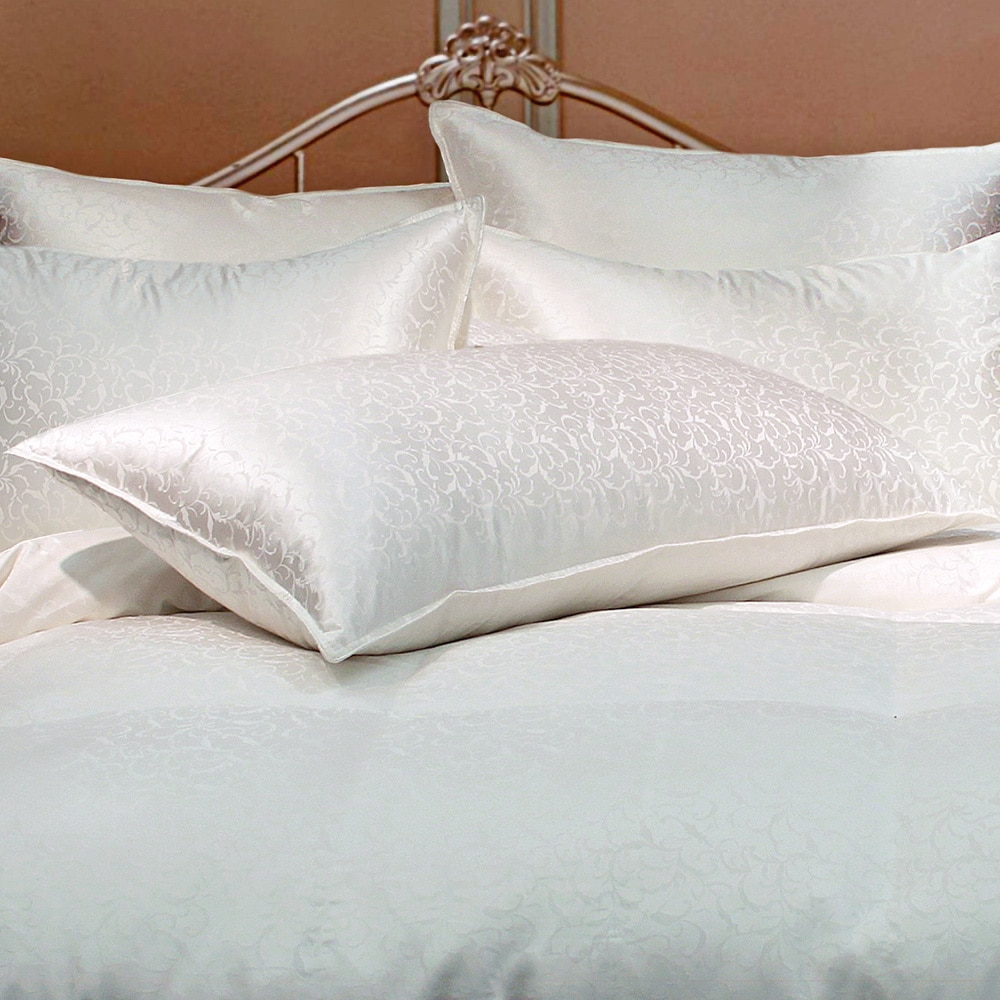Hotel Grand 450 Thread Count Down Pillow (King), White