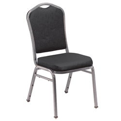 Silhouette Vinyl Stacking Banquet Chairs (Case of 40)