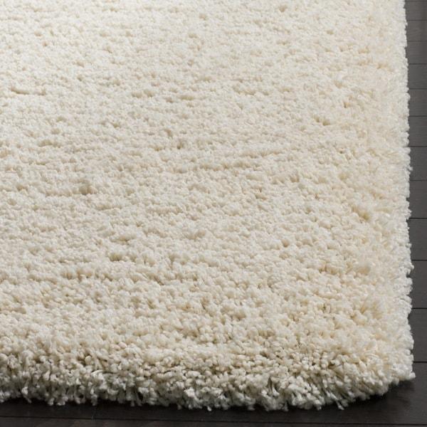 cozy plush ivory shag rug furniture deals on noland road mall of america olathe kansas credit card