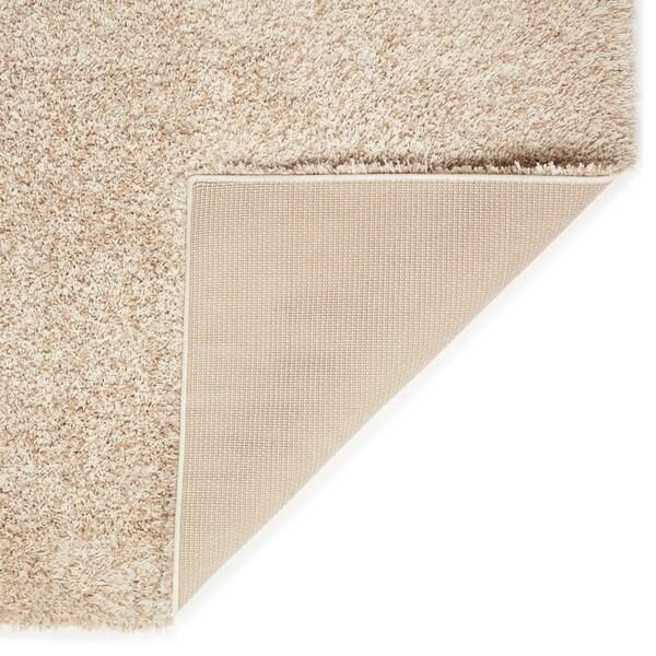 safavieh california cozy plush beige shag rug (8' x 10') - free