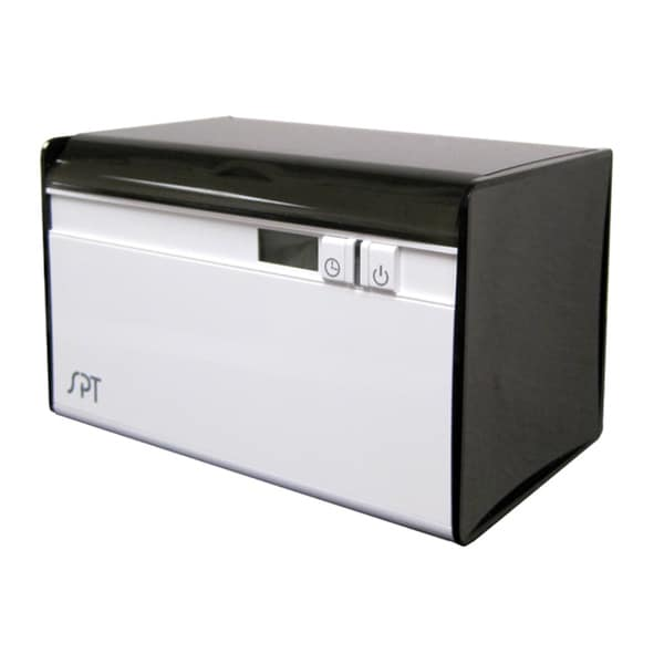 Sunpentown UC-0609 Black Ultrasonic Cleaner