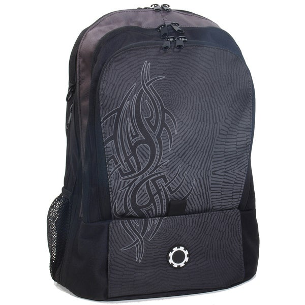dadgear backpack diaper bag in maori night free shipping today 13651163. Black Bedroom Furniture Sets. Home Design Ideas