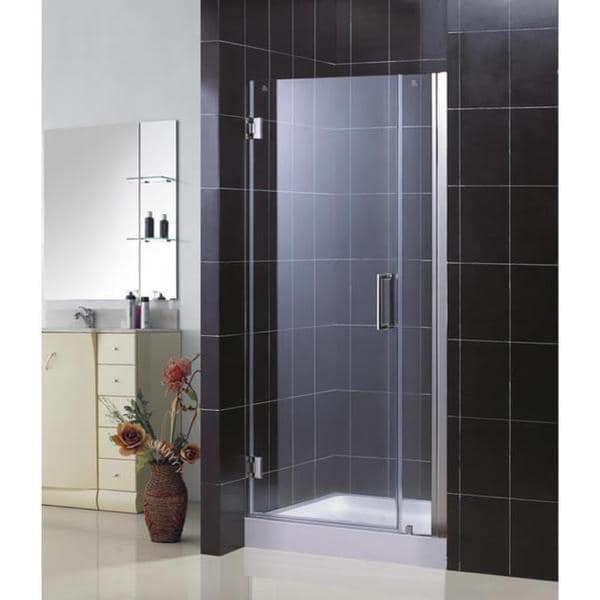 DreamLine Unidoor 34-35-inch Frameless Adjustable Shower Door