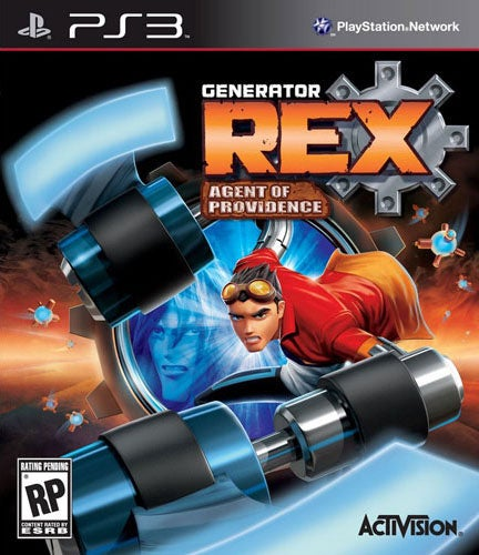 PS3 - Generator Rex: Agent of Providence - By Activision