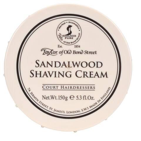 Taylor of Old Bond Street Sandalwood 5.3-ounce Shaving Cream