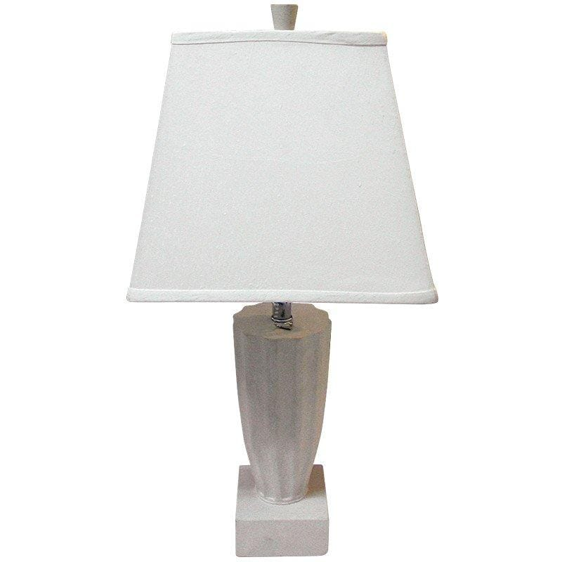 Wedgewood natural stone 1 light table lamp free shipping for Natural stone lighting