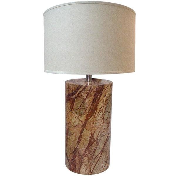 Grains of Sand Natural Stone 1-light Table Lamp. Opens flyout.