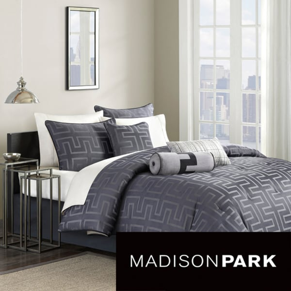 Madison Park Soho 7-piece Comforter Set