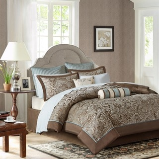 Brown Comforter Sets For Less Overstock