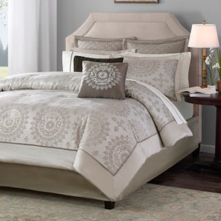 Madison Park Sausalito 12-piece Bed in a Bag with Sheet Set (3 options available)