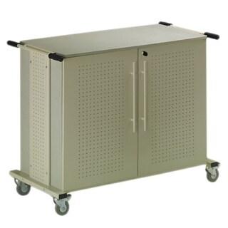 Kwikfile/ Mayline Heavy-duty Mobile Laptop Storage Cart
