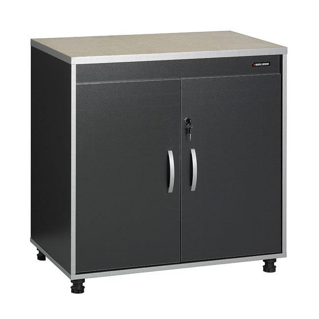 Black and Decker Garage and Workshop Base Cabinet