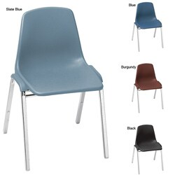 Classroom Pack Poly Shell Stack Chairs (Case of 24)