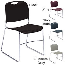 Hi-Tech Ultra Compact Stacker Chairs (Case of 40)