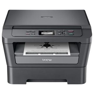 Brother DCP-7060D Laser Multifunction Printer - Monochrome - Plain Pa