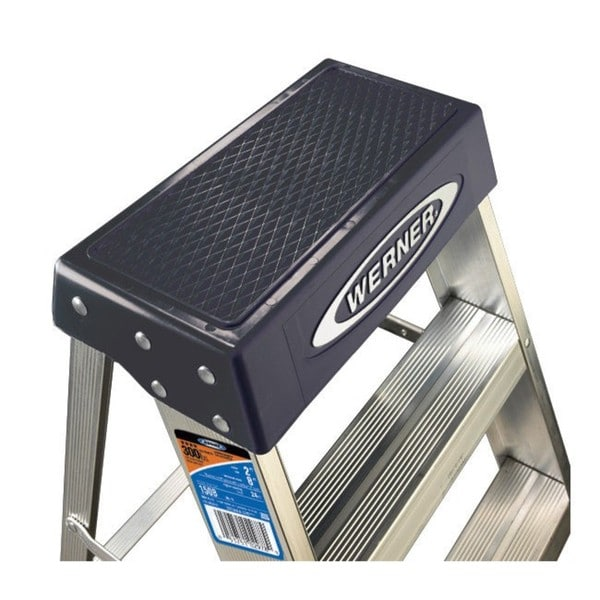 Werner Ladder Aluminum Step Stool